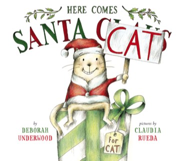 Santa Cat | Deborah Underwood